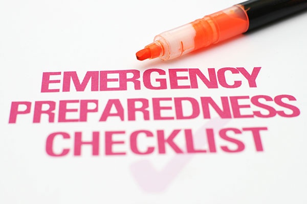 Moving to the US - Emergency checklist